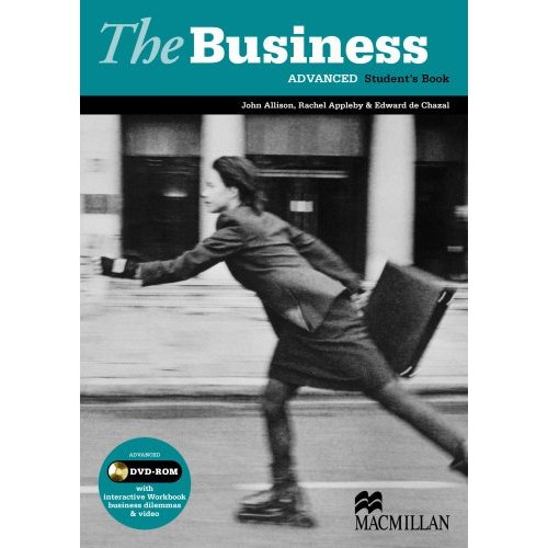 The Business Advanced Student's Book (+DVD)