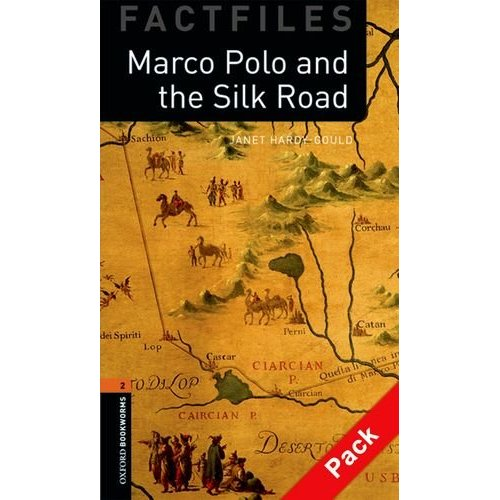 Marco Polo and the Silk Road Audio CD Pack