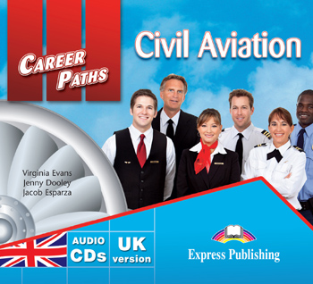 Career Paths: Civil Aviation Audio CDs (set of 2)