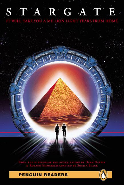 Stargate (with Audio CD)
