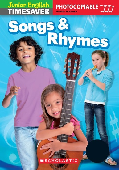 Junior English Timesavers: Songs & Rhymes with CD