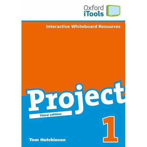 Project 1 Third Edition iTools