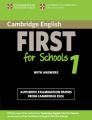 Cambridge English First for Schools 1