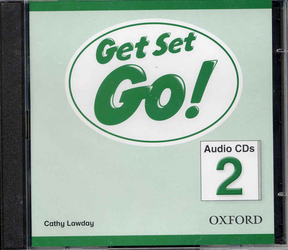 Get Set Go! 2 Class Audio CD