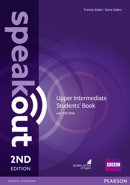 Speakout Second Edition Upper Intermediate Students' Book with DVD