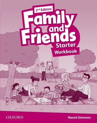 Family and Friends Second Edition Starter Workbook