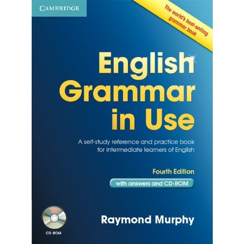 English Grammar in Use (Fourth Edition) Book with answers and CD-ROM