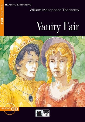 Reading & Training Step 5: Vanity Fair + Audio CD