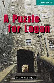 A Puzzle for Logan (with Audio CD)