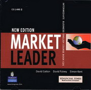 New Market Leader Intermediate Class CD (2) (Лицензия)