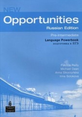 New Opportunities (Russian Edition) Pre-Intermediate Language Powerbook
