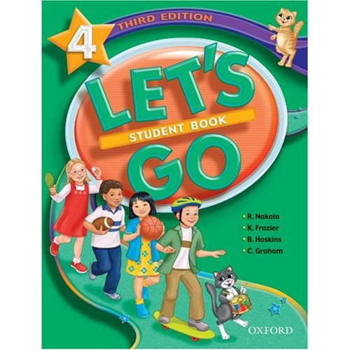 Let's Go Third Edition 4 Student Book