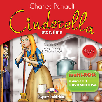 Stage 2 - Cinderella multi-ROM (Audio CD / DVD Video PAL)