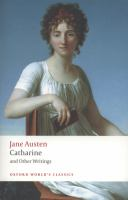 Catharine: and Other Writings