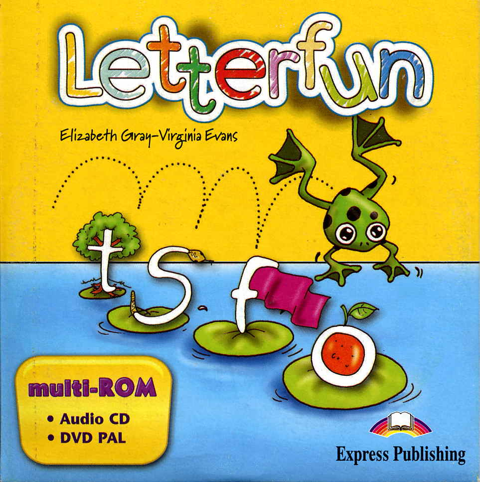 Letterfun Multi-ROM (Audio CD / DVD-PAL)