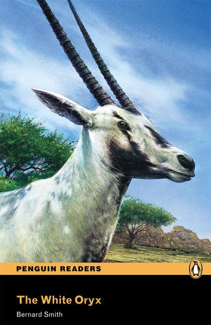 The White Oryx  (with Audio CD)