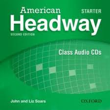 American Headway Second Edition Starter Class Audio CDs (3)