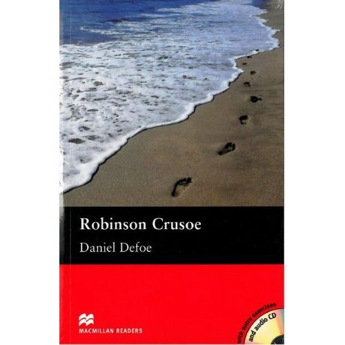 Robinson Crusoe (with Audio CD)