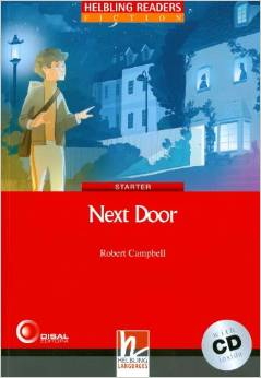Red Series Fiction Level 1: Next Door + CD