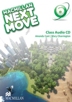 Next Move (Macmillan) Level 6 Class Audio CD
