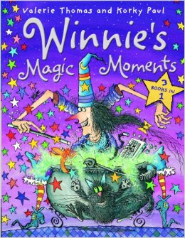Winnie's Magic Moments (Paperback)