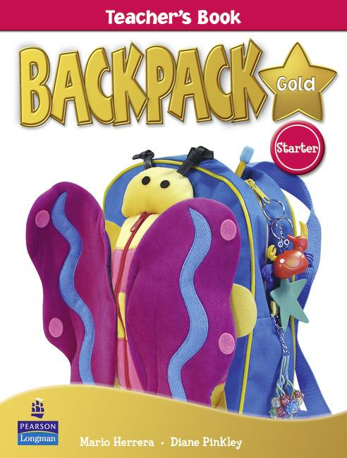Backpack Gold Starter Teacher's Book