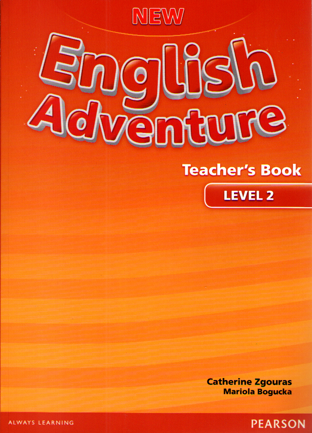 New English Adventure 2 Teacher's Book
