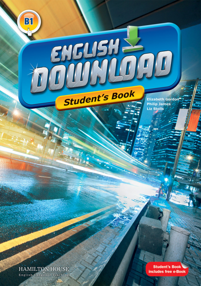 English Download [B1]:  Student's Book+Ebook