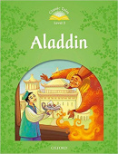 Classic Tales Second Edition: Level 3: Aladdin with Audio Download (access card inside)