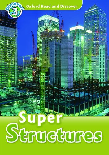 Oxford Read and Discover Level 3 Super Structures Audio CD Pack
