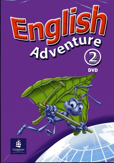 English Adventure 2 DVD