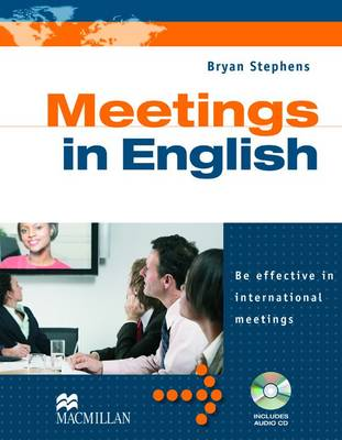 Meetings in English Student's Book + CD
