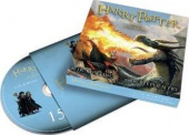Harry Potter and the Goblet of Fire - CD-audios (set of 17)