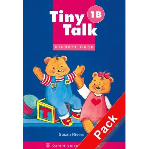 Tiny Talk 1 Pack (B) (Student Book and Audio CD)