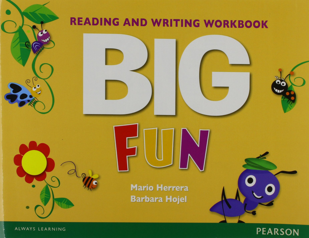 Big Fun Reading and Writing Workbook