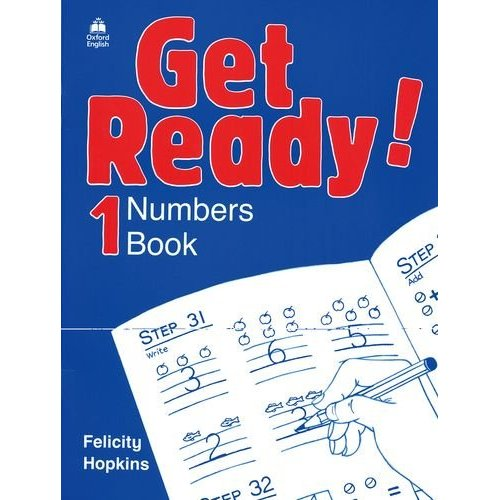 Get Ready! 1 Numbers Book