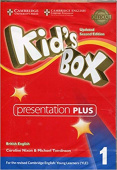 Kid's Box Updated edition 1 Presentation Plus DVD-ROM