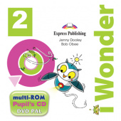iWonder 2 multi-ROM (Pupil's Audio CD / DVD Video PAL)