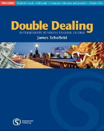 Double Dealing Intermediate Student Book with CD (2)
