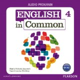 English in Common 4 Class Audio CDs