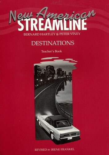 New American Streamline Destinations Teacher's Book