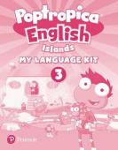 Poptropica English Islands 3 My Language Kit (Reading, Writing & Grammar Book)