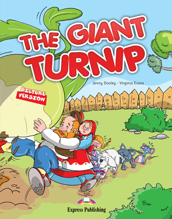 The Giant Turnip Story Book
