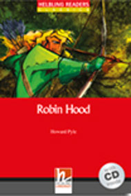 Red Series Classics Level 2: Robin Hood + CD