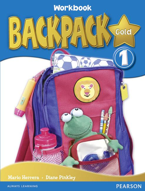 Backpack Gold Level 1 Workbook (with Audio CD)