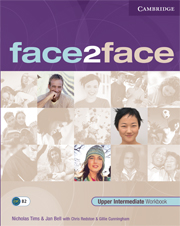 face2face Upper-Intermediate Workbook with Key
