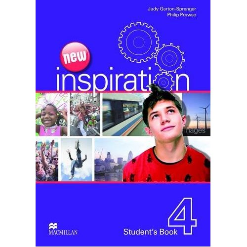 New Inspiration 4 Student's Book