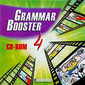Grammar Booster 4 CD-ROM