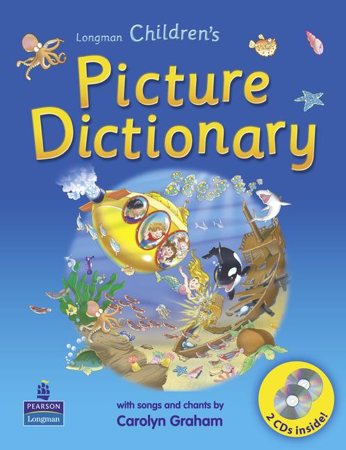 Longman Children's Picture Dictionary with Audio CDs