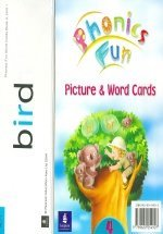 Phonics Fun 4 Word Picture Cards